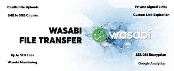 Wasabi - Direct Multipart File Transfer - 1