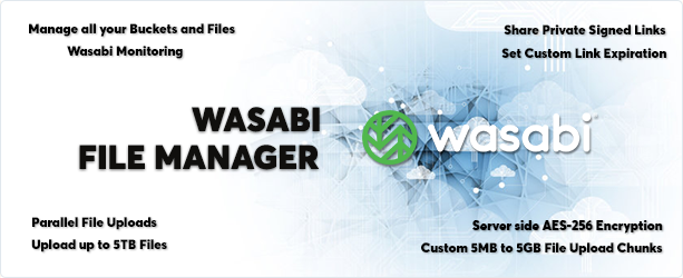 Wasabi - Ultimate Personal File Manager - 1
