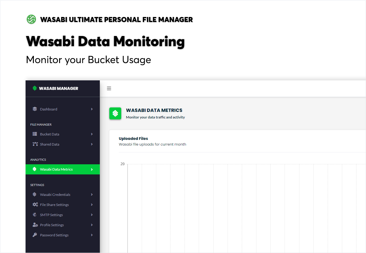 Wasabi - Ultimate Personal File Manager - 4